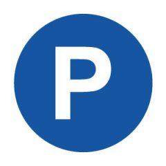 Site Parking Signage