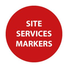 Site Service Markers